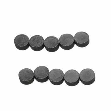 10 ronde magneten 8x4mm