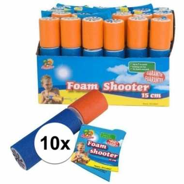 10x foam supersoaker 15 cm