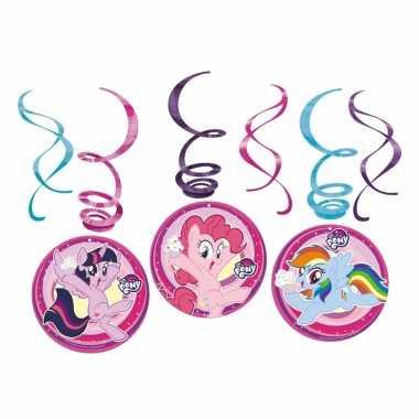 12x stuks my little pony rotorspiralen