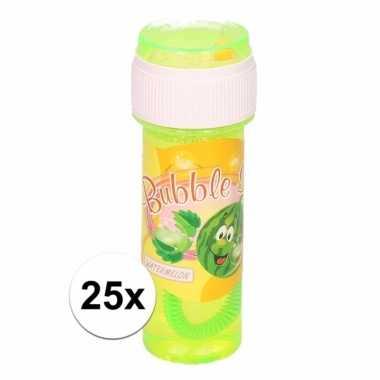 25x voordelige bellenblaas watermeloen geur
