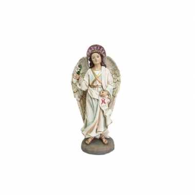Aartsengel gabriel religieus beeldje 20 cm