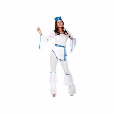Abba look-a-like kostuum wit