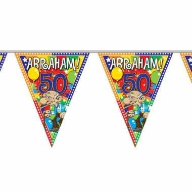 Abraham vlaggenlijn 10 meter lang