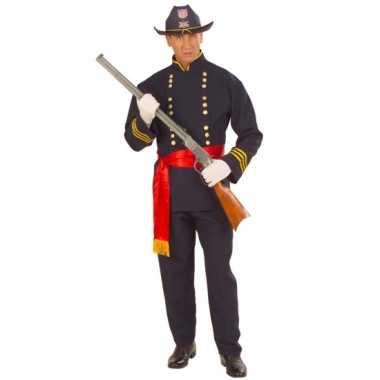 Amerikaanse burgeroorlog leger kostuum