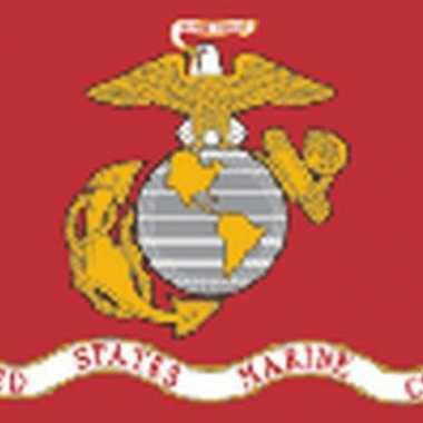 Amerikaanse marine us marine corps vlag 150 x 90 cm