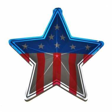 Amerikaanse wand versiering 45 cm