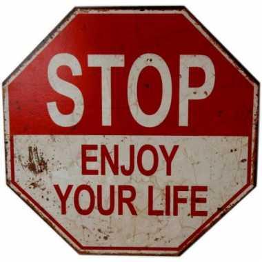 Anti stress stopbord