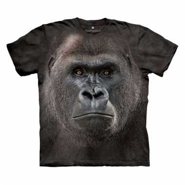 Apen kids shirt the mountain gorilla