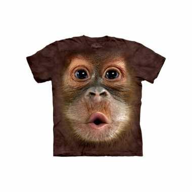 Apen shirt the mountain