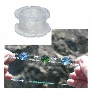 Armbanden draad op rol 5 meter