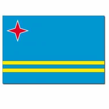 Arubaanse vlag 100x150 cm