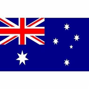Australische vlag mini 60 x 90 cm