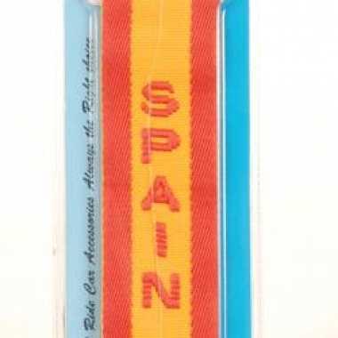 Auto mini sjaal spanje 30 cm