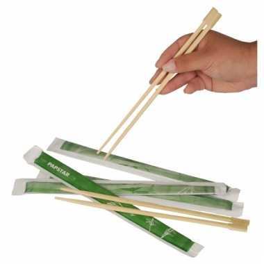 Aziatische eetstokjes 2 stuks