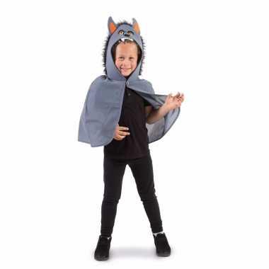 Cape grijze weerwolf met oren en haar kind