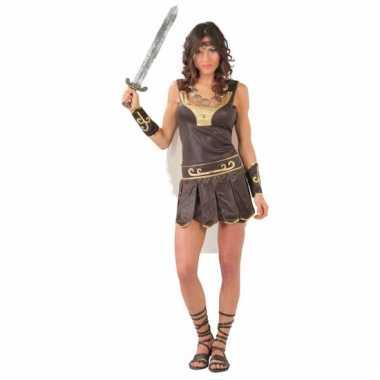 Carnavalskostuum gladiator dames