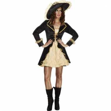 Carnavalskostuum piraten dame