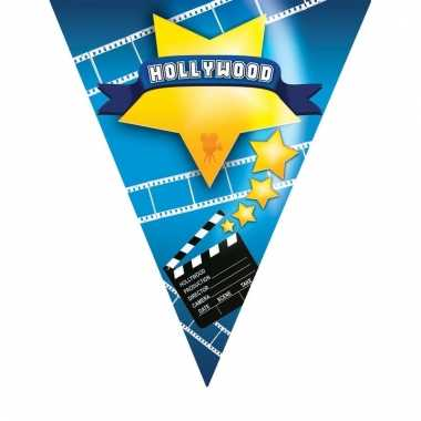 Celebrities thema vlaggenlijn hollywood