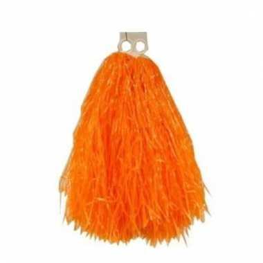 Cheerballs oranje 33 cm