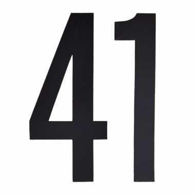 Cijfers / nummers stickers 41