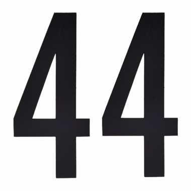 Cijfers / nummers stickers 44