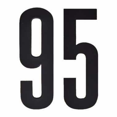 Cijfers / nummers stickers 95
