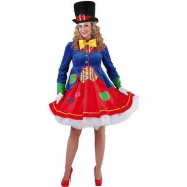 Clown lucky jurkje voor dames