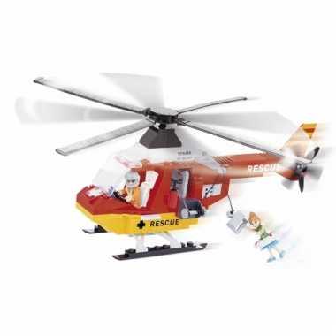 Cobi reddingshelikopter set
