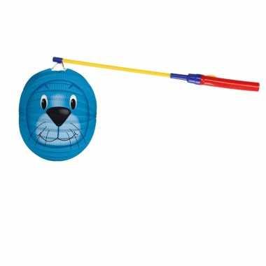 Complete lampionset zeehond 22 cm