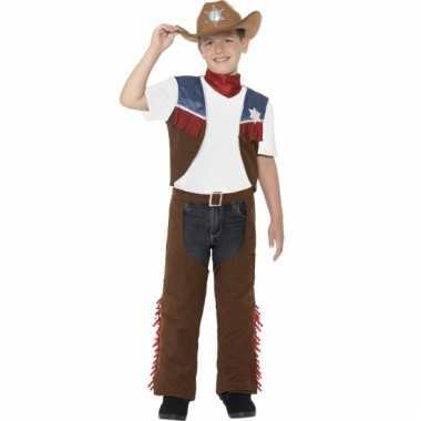Cowboy kinder verkleedkleding