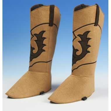 Cowboy look schoenhoes