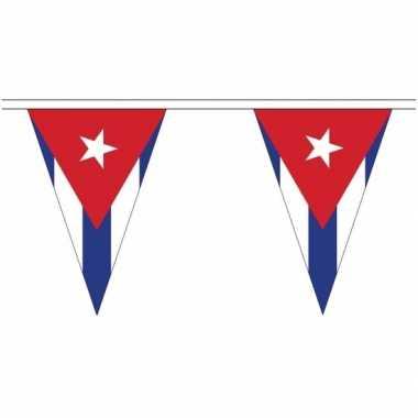 Cuba landen punt vlaggetjes 20 meter