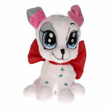 Dalmatier knuffel glamour 17 cm