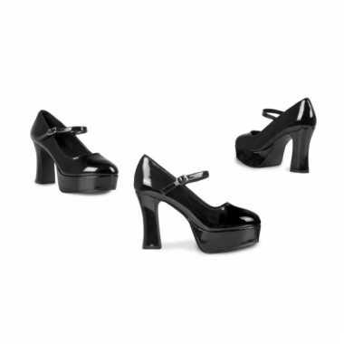 Dames schoenen met hoge hak