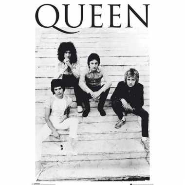Decoratie poster queen 61 x 91,5 cm