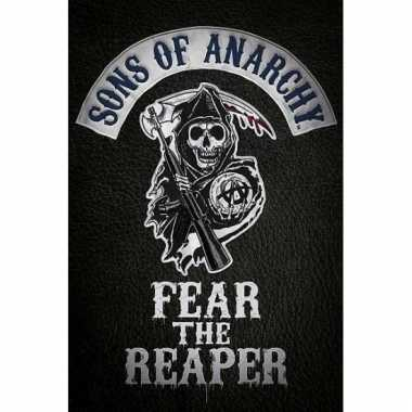 Decoratie poster sons of anarchy 61 x 91,5 cm