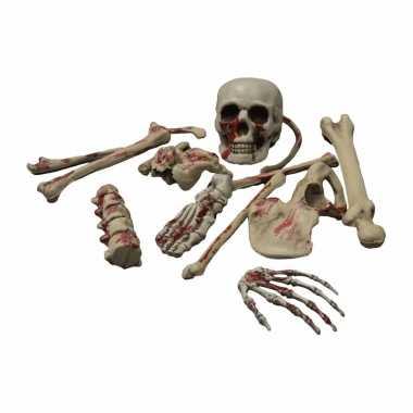 Decoratie skelet