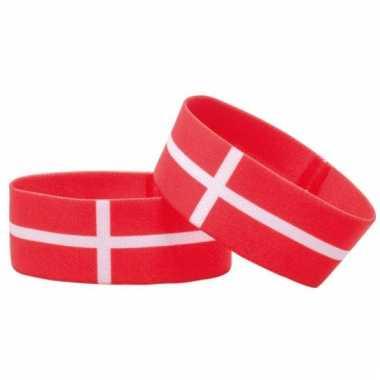 Denemarken fan armbandje