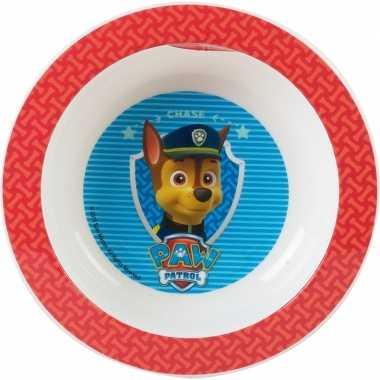 Dessertschaaltje paw patrol 16 cm