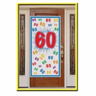 Deurposters 60 jaar