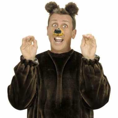Dieren hoofdband beren oortjes