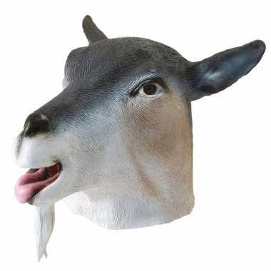 Dieren maskers geiten