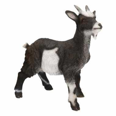 Dierenbeeld geit 40 cm