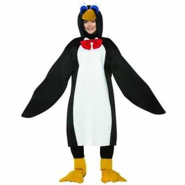 Dierenpak pinguin kostuum voor volwassenen