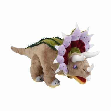 Dinosaurus knuffels tricaterops