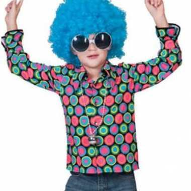 Disco shirt voor kinderen