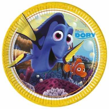 Disney finding dory bordjes 8 stuks