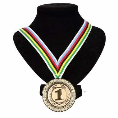 Fan medaille nr. 1 lint wereldkampioen