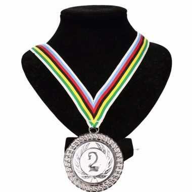 Fan medaille nr. 2 lint wereldkampioen