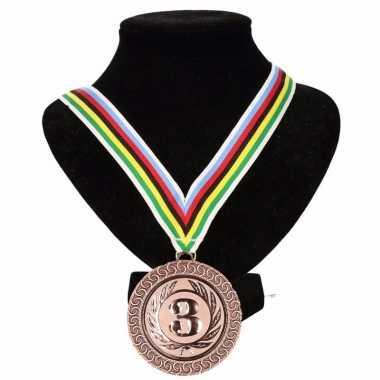 Fan medaille nr. 3 lint wereldkampioen